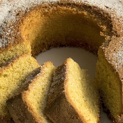 Torta de maíz de Guitiriz artesanal
